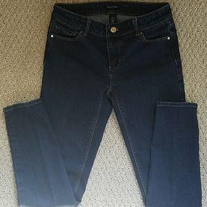 White House Black Market Jeans - White House Black Market jeans sz 0